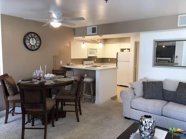 1555 N Chaparral Road #403, Palm Springs, CA 92262 (MLS #19459260) :: The John Jay Group - Bennion Deville Homes