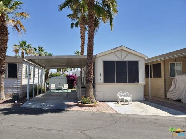69801 Ramon Road #139, Cathedral City, CA 92234 (MLS #19460964) :: The Sandi Phillips Team