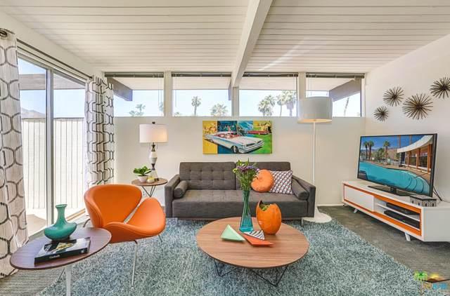 1111 E Palm Canyon Drive #219, Palm Springs, CA 92264 (MLS #19463752) :: The Sandi Phillips Team