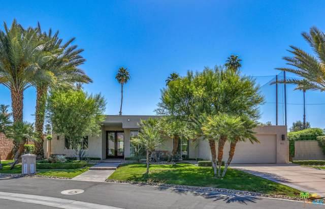 1422 Tamarisk West Street, Rancho Mirage, CA 92270 (MLS #19465962) :: The Sandi Phillips Team