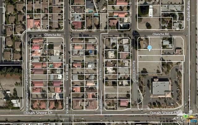 0 Rancho Vista Drive, Cathedral City, CA 92234 (MLS #19471392) :: The Sandi Phillips Team
