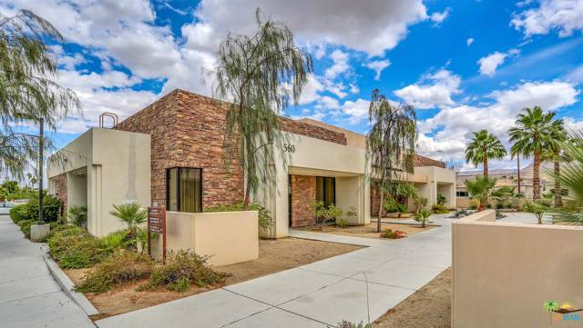 560 Paseo Dorotea, Palm Springs, CA 92264 (MLS #19471858) :: The John Jay Group - Bennion Deville Homes