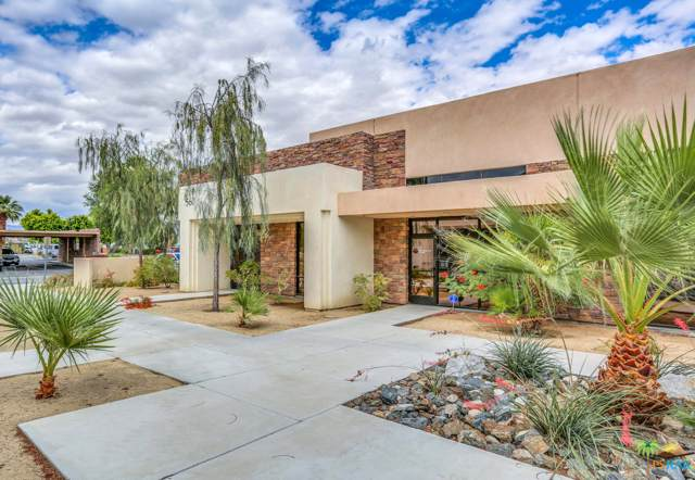 560 S Paseo Dorotea #1, Palm Springs, CA 92264 (MLS #19471866) :: The John Jay Group - Bennion Deville Homes