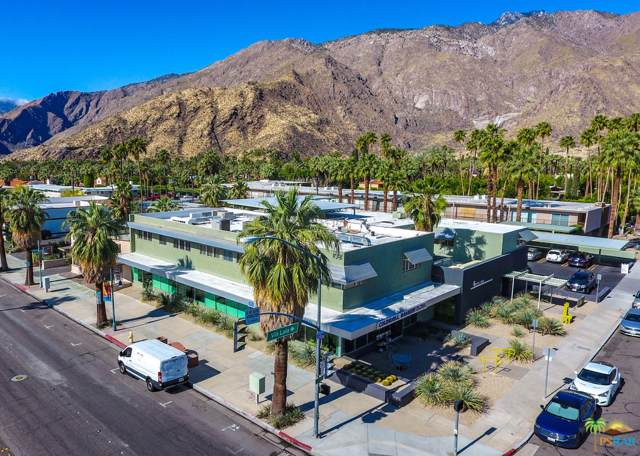 1081 Palm Canyon Drive, Palm Springs, CA 92262 (MLS #19473886) :: The John Jay Group - Bennion Deville Homes