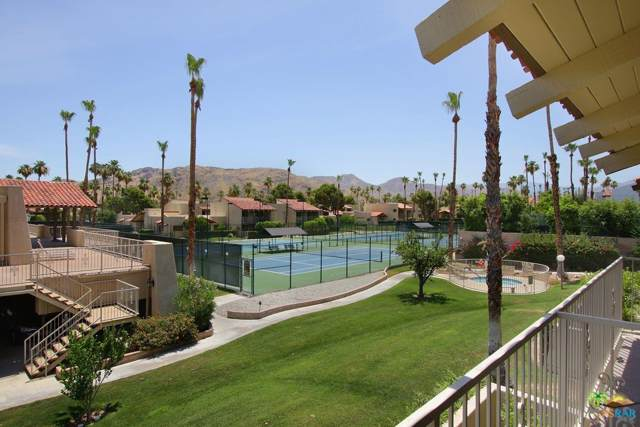 2190 S Palm Canyon Drive #59, Palm Springs, CA 92264 (MLS #19476246) :: The John Jay Group - Bennion Deville Homes