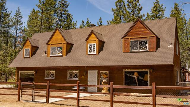 435 W North Shore Drive, Big Bear City, CA 92314 (MLS #19483358) :: The Jelmberg Team