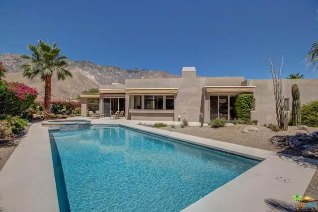 3120 Marigold Circle, Palm Springs, CA 92264 (MLS #19484728) :: The Sandi Phillips Team