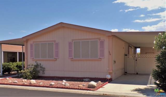 15300 Palm Drive #126, Desert Hot Springs, CA 92240 (MLS #19488482) :: The Sandi Phillips Team