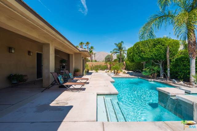 1536 Enclave Way, Palm Springs, CA 92262 (MLS #19489336) :: The John Jay Group - Bennion Deville Homes