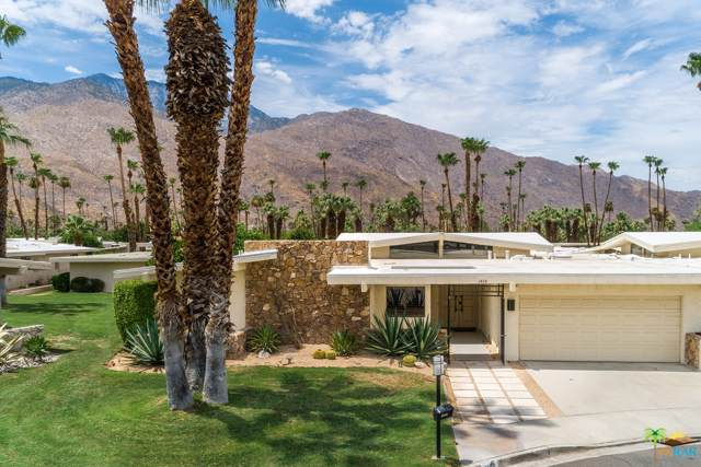 1408 Sierra De Ronda, Palm Springs, CA 92264 (MLS #19492596) :: The John Jay Group - Bennion Deville Homes