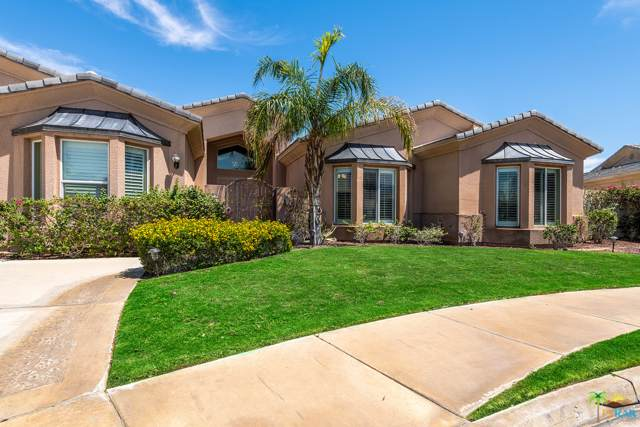6 Maurice Court, Rancho Mirage, CA 92270 (MLS #19496896) :: The Sandi Phillips Team