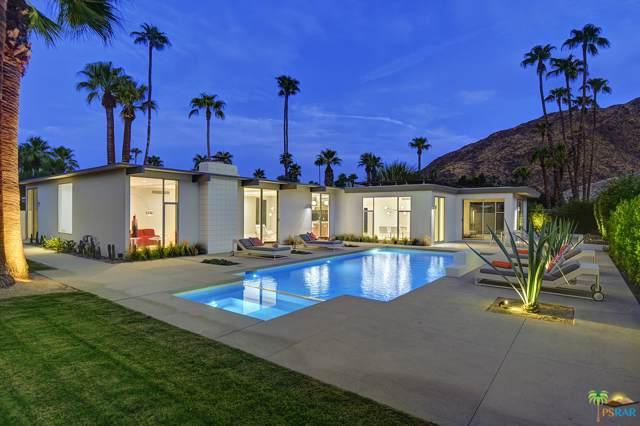 953 N Rose Avenue, Palm Springs, CA 92262 (MLS #19497230) :: Brad Schmett Real Estate Group