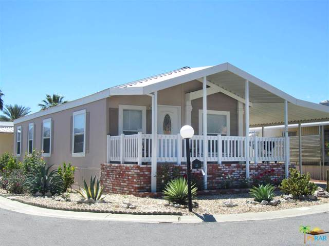 116 S Oasis Drive, Cathedral City, CA 92234 (MLS #19498868) :: The Sandi Phillips Team