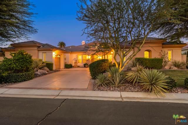 8 Via Verde, Rancho Mirage, CA 92270 (MLS #19499534) :: Brad Schmett Real Estate Group