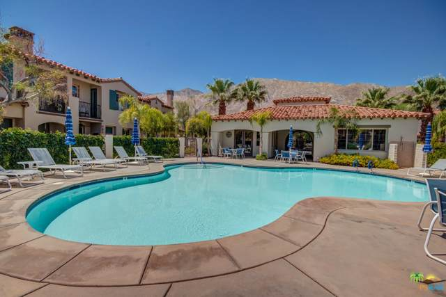 428 Limestone, Palm Springs, CA 92262 (MLS #19501162) :: The John Jay Group - Bennion Deville Homes