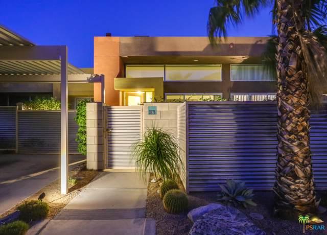 3626 Sunburst, Palm Springs, CA 92262 (MLS #19501468) :: The John Jay Group - Bennion Deville Homes