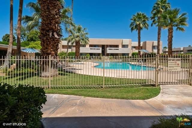 1268 E Ramon Road #11, Palm Springs, CA 92264 (MLS #19501684) :: The Sandi Phillips Team