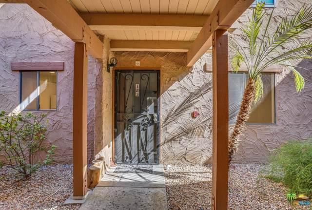 1050 E Ramon Road #121, Palm Springs, CA 92264 (MLS #19503642) :: The Sandi Phillips Team