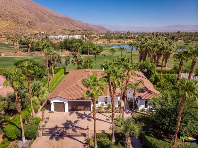 480 E Bogert Trail, Palm Springs, CA 92264 (MLS #19504742) :: The Sandi Phillips Team