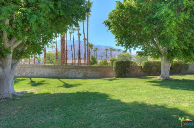 500 S Farrell Drive A5, Palm Springs, CA 92264 (MLS #19505176) :: The John Jay Group - Bennion Deville Homes