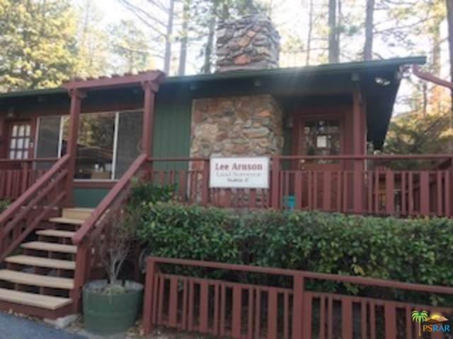 54585 Circle Drive, Idyllwild, CA 92549 (MLS #19505990) :: The Sandi Phillips Team