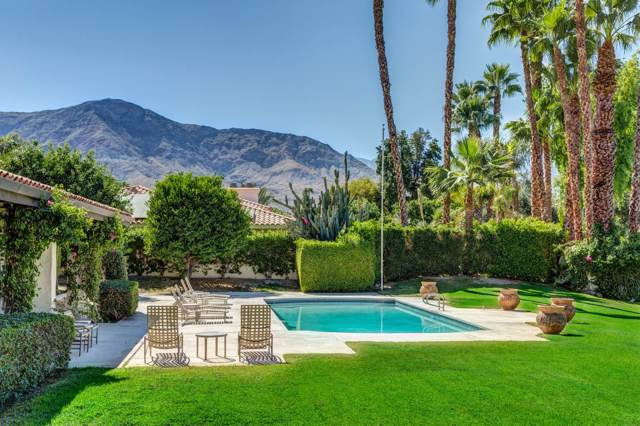 71200 N Thunderbird Terrace, Rancho Mirage, CA 92270 (MLS #19506126) :: The Sandi Phillips Team