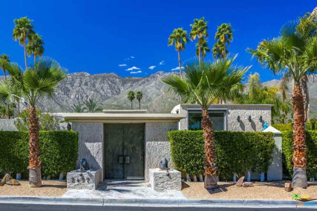 2497 S Caliente Drive, Palm Springs, CA 92264 (MLS #19506382) :: The Sandi Phillips Team