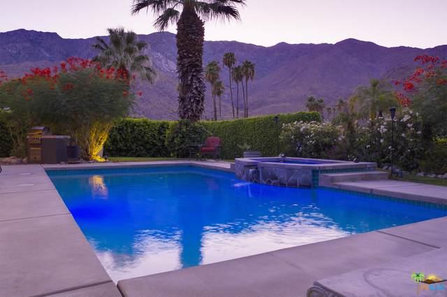 450 E Bogert Trail, Palm Springs, CA 92264 (MLS #19506830) :: The John Jay Group - Bennion Deville Homes