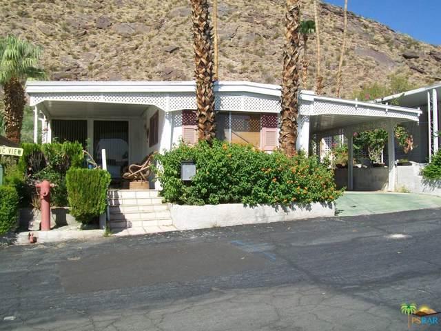 723 Scenic View, Palm Springs, CA 92264 (MLS #19508828) :: The Sandi Phillips Team