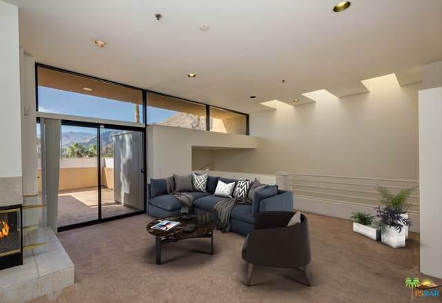 100 E Stevens Road #509, Palm Springs, CA 92262 (MLS #19509608) :: The John Jay Group - Bennion Deville Homes
