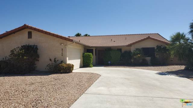 9760 Capiland Road, Desert Hot Springs, CA 92240 (MLS #19509754) :: The John Jay Group - Bennion Deville Homes