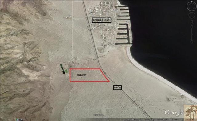 0 Expressway 86, Salton Sea, CA 92274 (MLS #216001157) :: Brad Schmett Real Estate Group