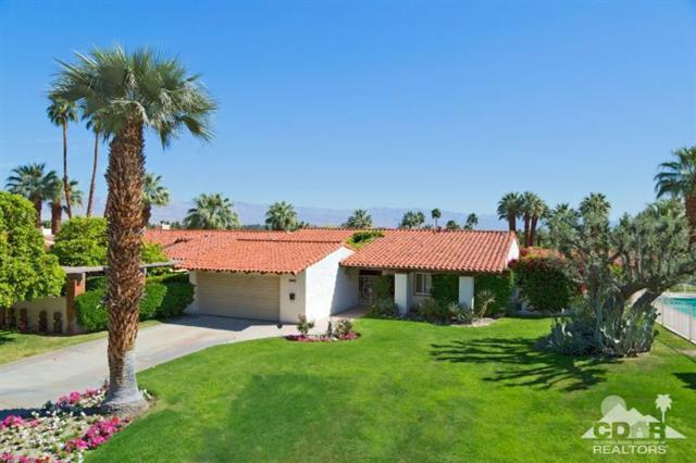 40140 Via Valencia, Rancho Mirage, CA 92270 (MLS #216014430) :: Brad Schmett Real Estate Group