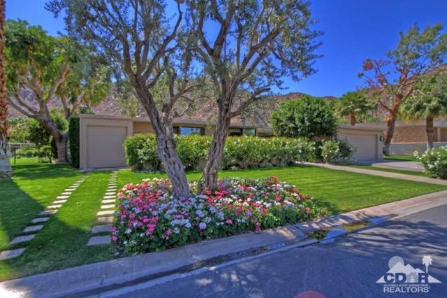 47165 W Eldorado Drive, Indian Wells, CA 92210 (MLS #217004984) :: The John Jay Group - Bennion Deville Homes