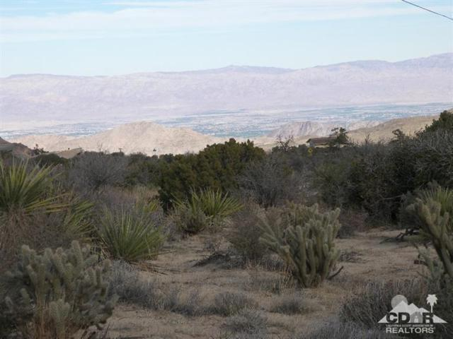 0-Lot # 9 Carrizo Road, Mountain Center, CA 92561 (MLS #217008098) :: The John Jay Group - Bennion Deville Homes