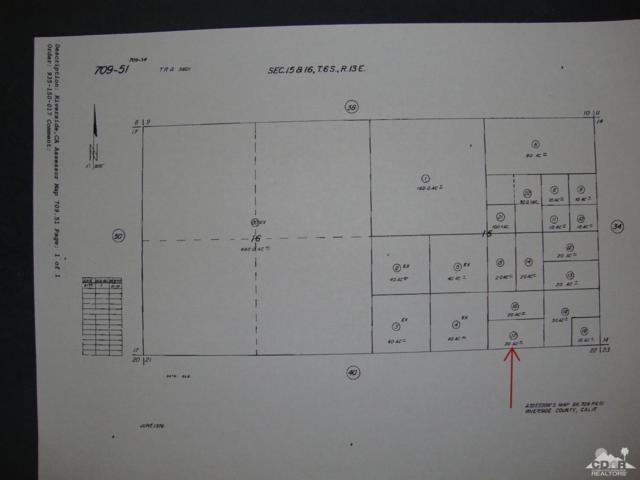 0 Unknown, Desert Center, CA 00000 (MLS #217012056) :: The John Jay Group - Bennion Deville Homes