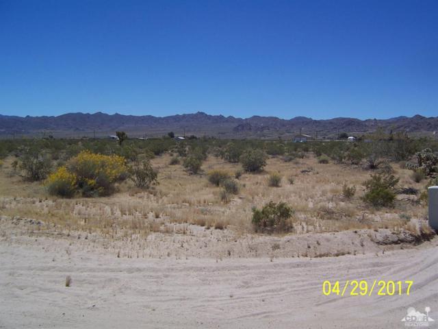 0 Cobalt, Joshua Tree, CA 92252 (MLS #217012670) :: The John Jay Group - Bennion Deville Homes