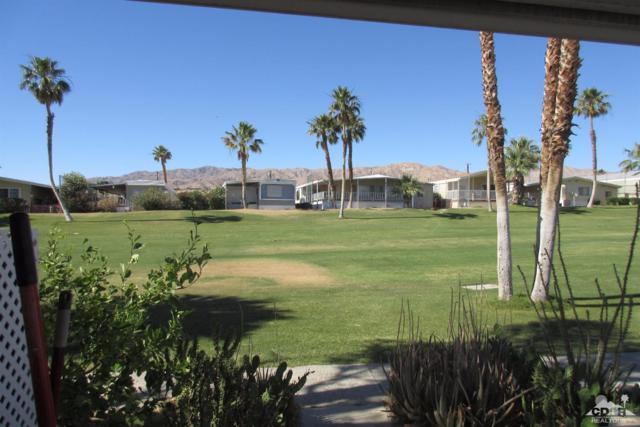 15500 Bubbling Wells Road #252, Desert Hot Springs, CA 92240 (MLS #217015200) :: The John Jay Group - Bennion Deville Homes