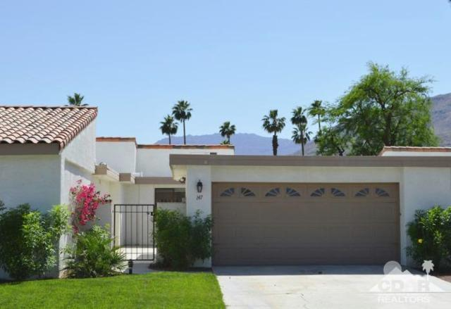 147 Avenida Las Palmas, Rancho Mirage, CA 92270 (MLS #217015426) :: The John Jay Group - Bennion Deville Homes