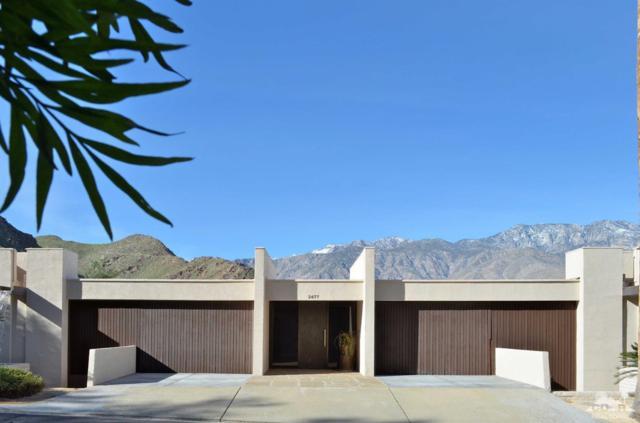 2477 Southridge Drive, Palm Springs, CA 92264 (MLS #217015734) :: Brad Schmett Real Estate Group