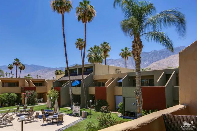 1655 E Palm Canyon Drive #116, Palm Springs, CA 92264 (MLS #217017260) :: Brad Schmett Real Estate Group