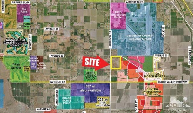 0 E Harrison Street, Thermal, CA 92274 (MLS #217017278) :: Deirdre Coit and Associates