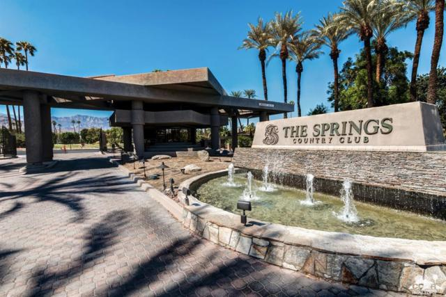 58 Dartmouth Drive, Rancho Mirage, CA 92270 (MLS #217017672) :: The John Jay Group - Bennion Deville Homes