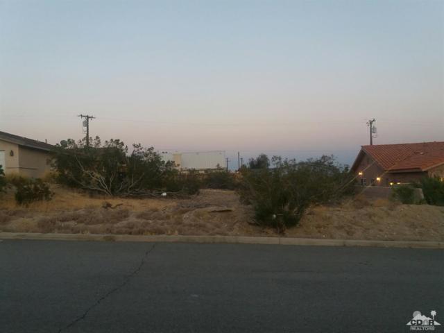 0 Agua Cayendo, Desert Hot Springs, CA 92240 (MLS #217017720) :: The John Jay Group - Bennion Deville Homes