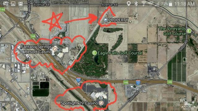 0 Harrison, Indio, CA 92203 (MLS #217017940) :: Team Michael Keller Williams Realty
