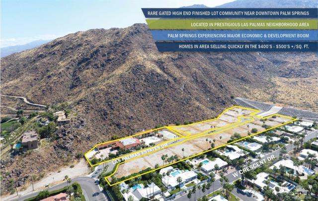 555 N Via Monte Vis Vista, Palm Springs, CA 92262 (MLS #217018040) :: Team Michael Keller Williams Realty
