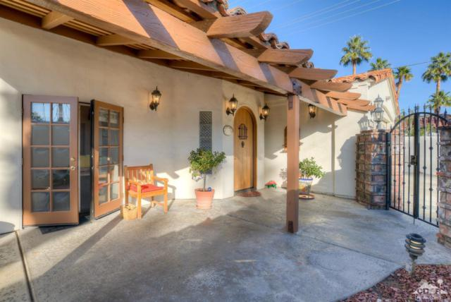 1833 S Palm Canyon Drive, Palm Springs, CA 92264 (MLS #217018980) :: Brad Schmett Real Estate Group