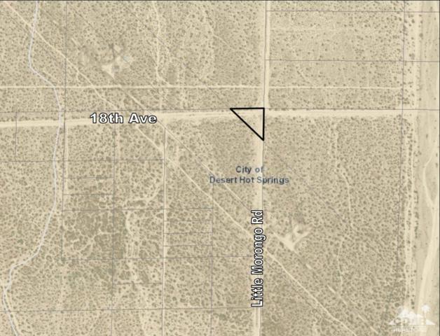 0 18th Street, Desert Hot Springs, CA 92241 (MLS #217019560) :: Deirdre Coit and Associates