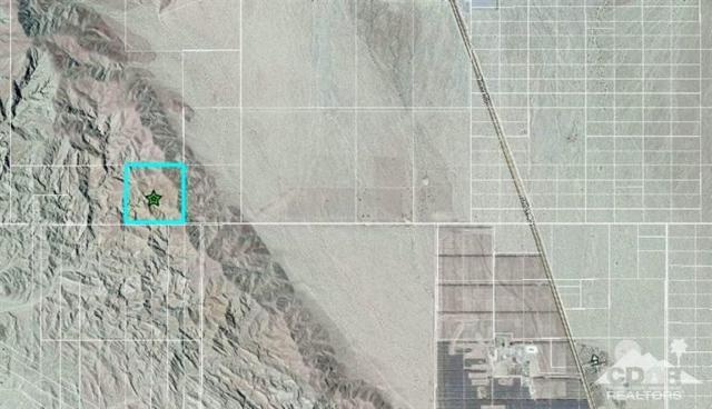 0 Off Dillon Rd, Indio, CA 92210 (MLS #217020116) :: Hacienda Group Inc