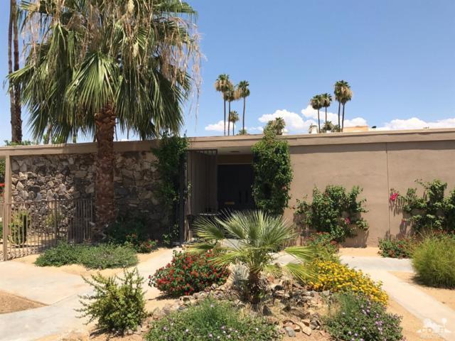 1020 Tamarisk West Street, Rancho Mirage, CA 92270 (MLS #217020256) :: Brad Schmett Real Estate Group